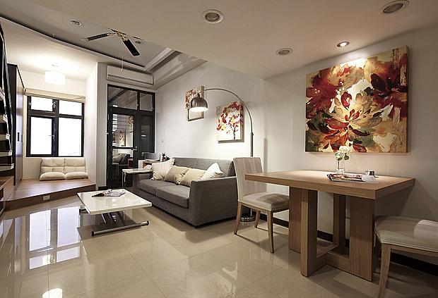 两套小豪宅室内设计精选案例优美小餐饮户型v豪宅绘制单是什么图片