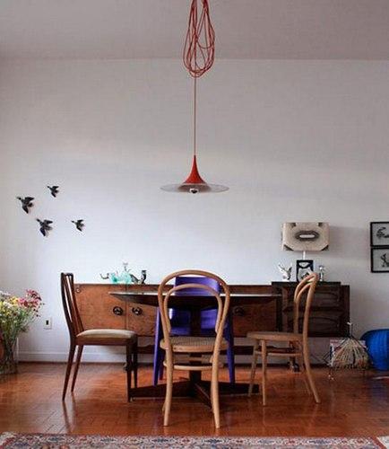 客厅天花板装修效果图 晒晒灯光下的幸福