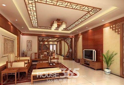 房屋客厅装修效果图 时尚设计小家