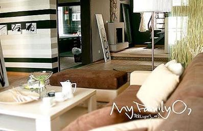 90平房子装修效果图 简单舒适的复式美家