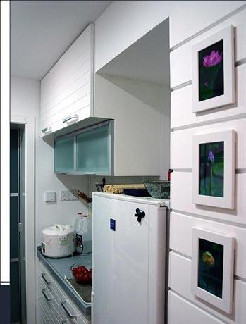 一居室超强改造 小户型室内装修图