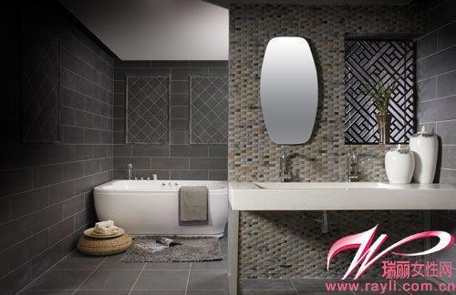 三款经典卫浴设计 完美演绎新中式 - 家居频道 - 大众