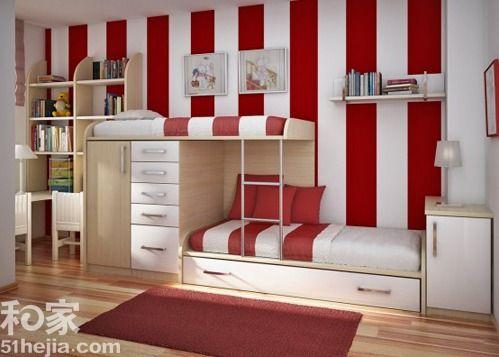 儿童房装修设计图(4)