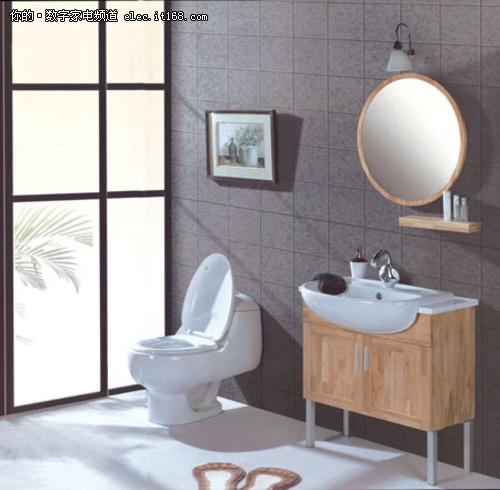 ▲小面积浴室装修效果图赏19