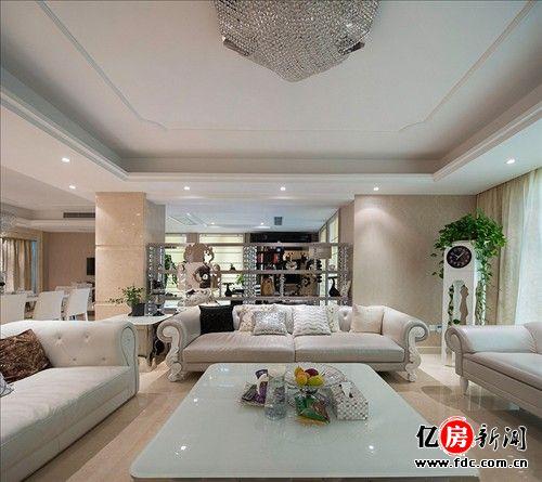 家居 起居室 設計 裝修