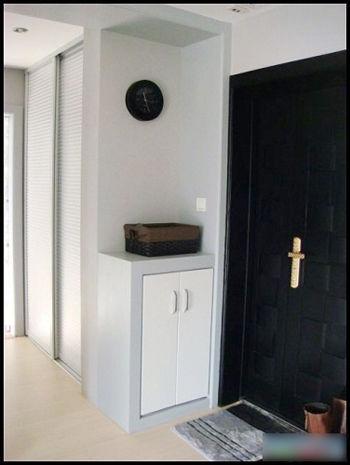 黑白灰客厅装修效果图 完整装修清单大曝光
