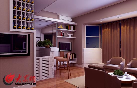 南昌爵士馆单身公寓设计思路